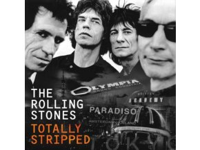ROLLING STONES - Totally Stripped (LP + DVD)