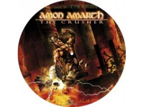 AMON AMARTH - The Crusher (LP)