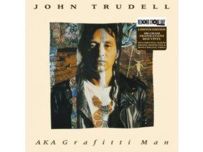 JOHN TRUDELL - Aka Graffiti Man (LP)