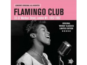 VARIOUS ARTISTS - The Flamingo Club - LondonS Original All-Nighter (LP)