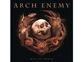 ARCH ENEMY - Will To Power (LP + 7)