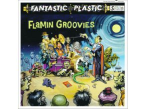 FLAMIN GROOVIES - Fantastic Plastic (LP)