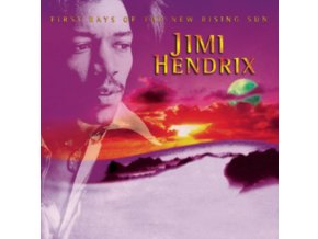 JIMI HENDRIX - First Rays Of The New Rising Sun (LP)