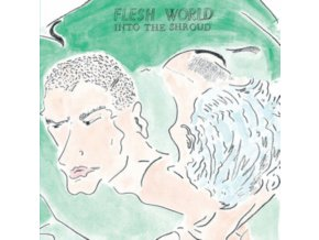 FLESH WORLD - Into The Shroud (LP)