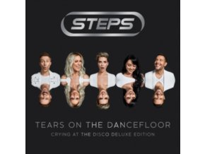 STEPS - Tears On The Dancefloor (Crying At The Disco Deluxe Edition) (LP)