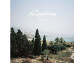 """SAXOPHONES - Aloha / Just You (7"""" Vinyl)"""