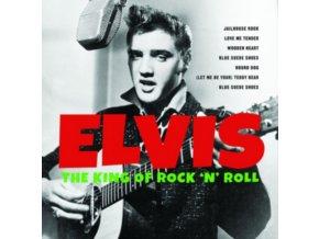 ELVIS PRESLEY - King Of Rock N Roll.The (LP)