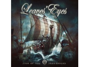 LEAVES EYES - Sign Of The Dragon Head (Exclusive To Plastic Head Yellow Vinyl) (LP)