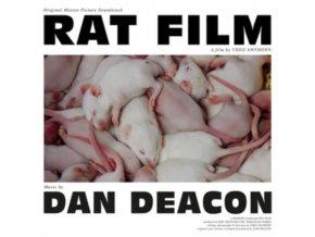 DAN DEACON - Rat Film - OST (Limited Edition) (LP)