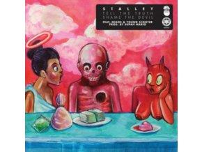STALLEY - Tell The Truth Shame The Devil (LP)