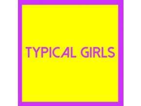 VARIOUS ARTISTS - Typical Girls Volume 3 (LP)