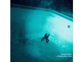 TEENAGE WRIST - Chrome Neon Jesus (LP)