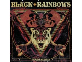 BLACK RAINBOWS - Pandaemonium (LP)