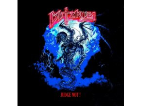 BLITZKRIEG - Judge Not (Limited Edition Green Vinyl) (LP)