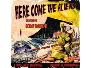 KIM WILDE - Here Come The Aliens (LP)