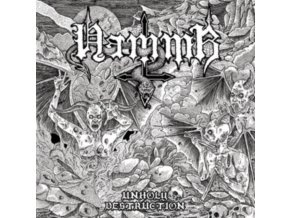 HAMMR - Unholy Destruction (LP)