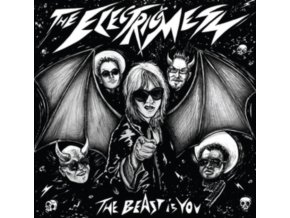 ELECTRIC MESS - The Beast Is You (LP)