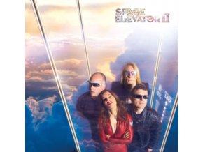 SPACE ELEVATOR - II (LP + CD)