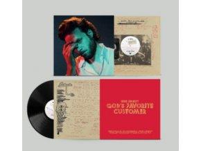 FATHER JOHN MISTY - Gods Favorite Customer (LP)