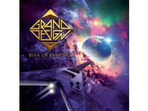 GRAND DESIGN - Viva La Paradise (LP)