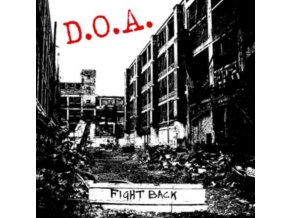 D.O.A. - Fight Back (Red Vinyl) (LP)