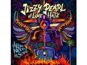 JIZZY PEARL - All You Need Is Soul (LP)