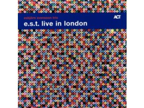 ESBJORN SVENSSON TRIO - E.S.T. Live In London (LP)