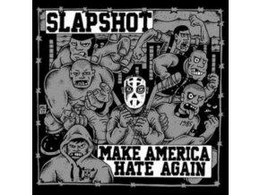 SLAPSHOT - Make America Hate Again (Coloured Vinyl) (LP)