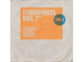 """VARIOUS ARTISTS - Ethiopiques Boxset Vol.2 (7 Box Set"""" Vinyl)"""