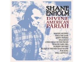 SHANE ENHOLM - Divine American Pariah (LP)