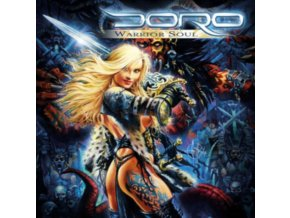 DORO - Warrior Soul (Limited Edition Blue Vinyl) (LP)