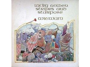 WIGWAM - Lucky Golden Stripes And Starpose (LP)