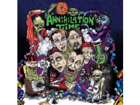 ANNIHILATION TIME - Ii (LP)