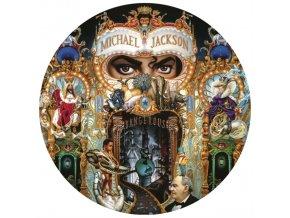 MICHAEL JACKSON - Dangerous (LP)