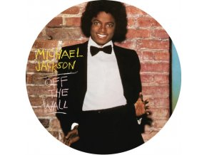 MICHAEL JACKSON - Off The Wall - Picture Disc (LP)