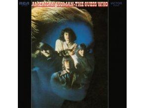 GUESS WHO - American Woman (LP)