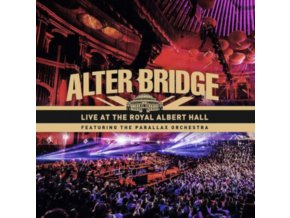 ALTER BRIDGE - Live At The Royal Albert Hall Featuring The Parallax Orchestra (LP)