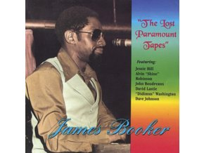 JAMES BOOKER - The Lost Paramount Tapes (LP)