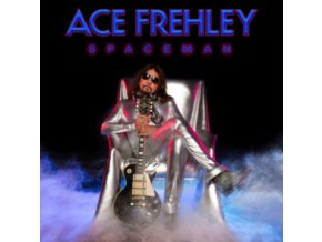 ACE FREHLEY - Spaceman (LP + CD)