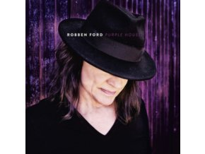 ROBBEN FORD - Purple House (LP)