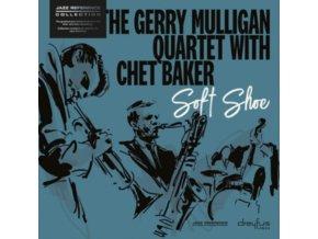 GERRY MULLIGAN QUARTET - Soft Shoe (LP)