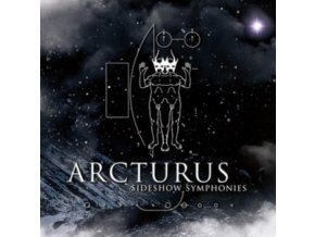 ARCTURUS - Sideshow Symphonies (Re-Issue) (LP + DVD)