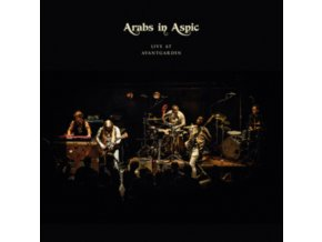 ARABS IN ASPIC - Live At Avantgarden (Red Vinyl) (LP)
