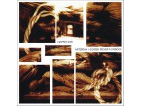 MERZBOW / GENESIS BREYER P-ORRIDGE - A Perfect Pain (LP)