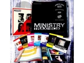 MINISTRY - Trax Box (LP + 7CD) (LP + CD)