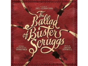 CARTER BURWELL - The Ballad Of Buster Scruggs - OST (LP)