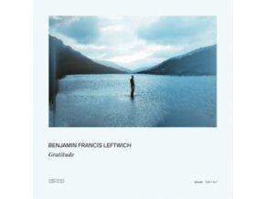 BENJAMIN FRANCIS LEFTWICH - Gratitude (Clear Vinyl) (LP)