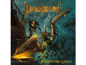 BOOZE CONTROL - Forgotten Lands (LP)