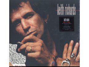 KEITH RICHARDS - Talk Is Cheap (LP)