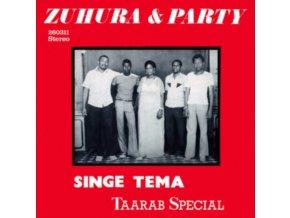 ZUHURA & PARTY - Singe Tema - Taarab Special (LP)